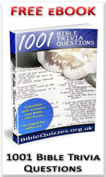 Bible Study Questions