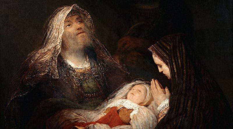 Hannah & Mary – The Bible Study
