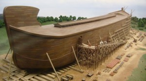Noah – Moved With Fear – Prepared An Ark