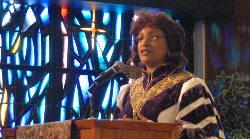Woman Bishop